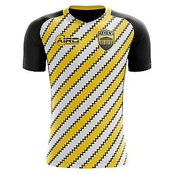 2018-2019 AEK Athens Home Concept Football Shirt