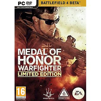 Medal of Honor Warfighter - Limited Edition (PC DVD)