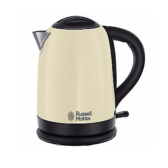 Russell Hobbs 20094 Dorchester 3kw 1.7L Cordless Electric Kettle - Cream