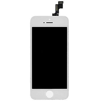 Stuff Certified ® iPhone 5S screen (Touchscreen + LCD + Parts) AAA + Quality - White