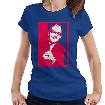 TV Times Ronnie Barker 1968 Women's T-Shirt