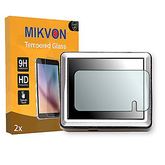 Trackimo Watch Screen Protector - Mikvon flexible Tempered Glass 9H (Retail Package with accessories)