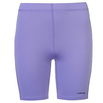 HEAD Womens Bente Pants Baselayer Bottoms Compression Armor Thermal Skins