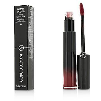 Giorgio Armani Ecstasy Lacquer Excess Lipcolor Shine - #401 Red Chrome - 6ml/0.2oz