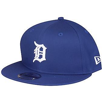 New Era 9Fifty Snapback Cap - Detroit Tigers royal