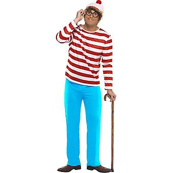 Where's Wally? Costume, Chest 42