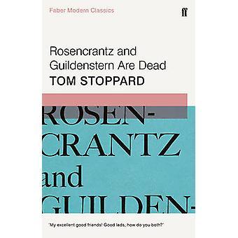 Rosencrantz en Guildenstern zijn Dead van Tom Stoppard - 9780571333721
