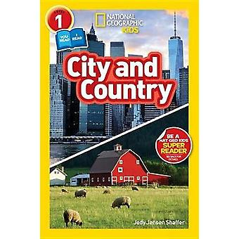 National Geographic Kids Readers - City/Country (National Geographic K