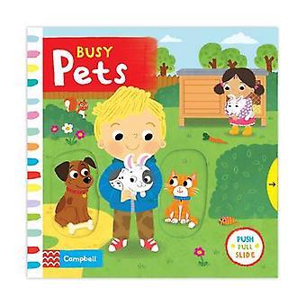 Optaget kæledyr (vigtigste marked Red.) af Louise Forshaw - 9781509808953 bog
