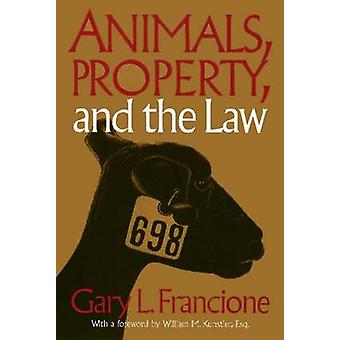 Animals - Property and the Law by Gary L. Francione - 9781566392846 B