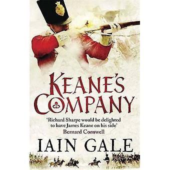 Keane's Company by Iain Gale - 9781782064527 Book