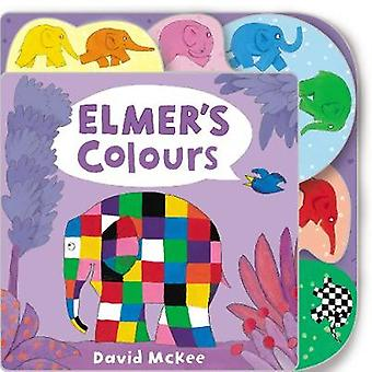 Elmer's Colours by Elmer's Colours - 9781783446094 Book