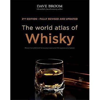 De wereldatlas van Whisky door Dave Broom - 9781845339517 boek