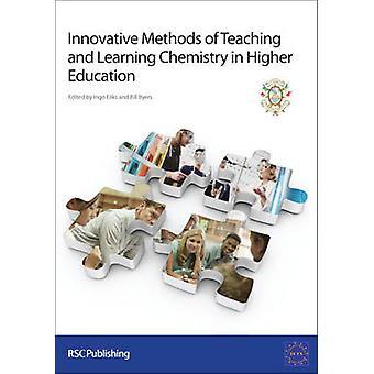 Méthodes innovantes d'enseignement et d'apprentissage chimie en plus Educa