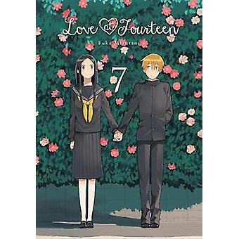 Love at Fourteen - Vol. 7 by Fuka Mizutani - 9781975300081 Book