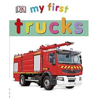 Meine erste LKW von DK - 9780241185506 Buch