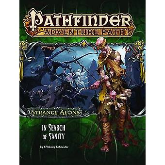 Pathfinder Adventure Path - Strange Aeons 1 of 6 - in Search of Sanity