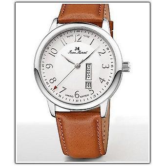 Jean Marcel Palmarium bracelet mens watch automatic 760.271.55