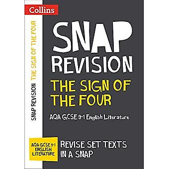 The Sign of Four: AQA GCSE 9-1 English Literature� Text Guide (Collins GCSE 9-1 Snap Revision) (Collins� GCSE 9-1 Snap Revision)