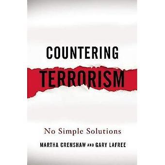 Strijd tegen terrorisme: Geen eenvoudige oplossingen