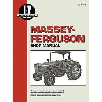 Massey Ferguson: Models Mf340, Mf350, Mf355, Mf360, Mf390/Mf46