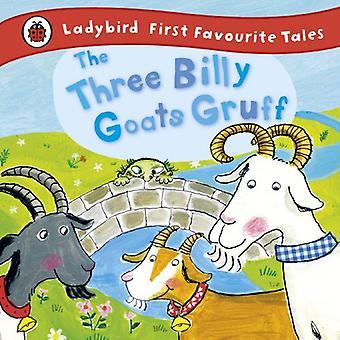 Les trois Billy Goats bourru: Ladybird premiers contes préférés
