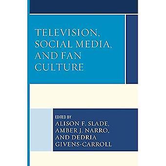 Télévision, médias sociaux et la Culture de Fan (broché)