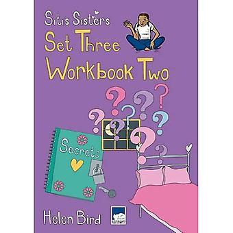 Siti Schwestern Set 3 Arbeitsmappe 2