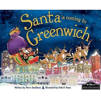 Santa Is Coming to Greenwich