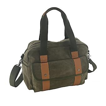 Duffel taske, lærred