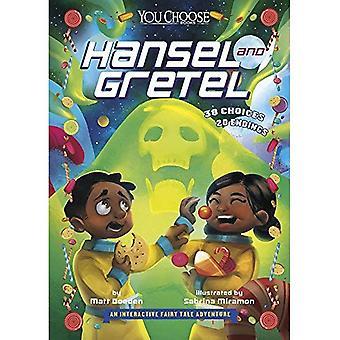 Hansel y Gretel: una aventura de cuento de hadas interactivo