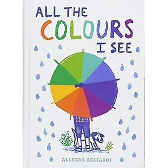 Alla färger jag ser