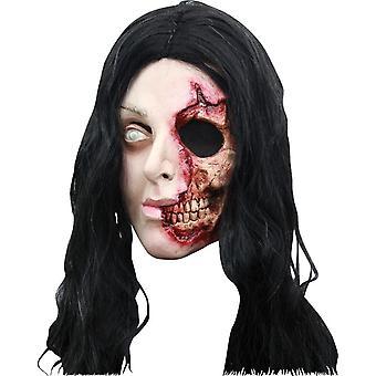 Pretty Woman Latex Mask For Halloween