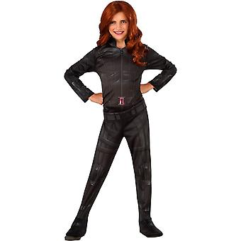 Black Widow Costume for girls