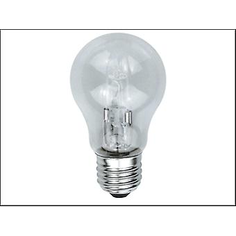 Eveready Lighting GLS ECO Halogen Bulb 42 Watt (54 Watt) ES/E27 Edison Screw Box of 1