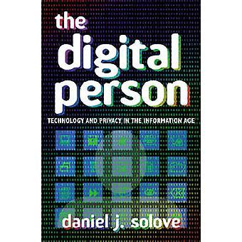 Av digitala Person teknik och sekretess i informationsåldern av Solove & Daniel J.