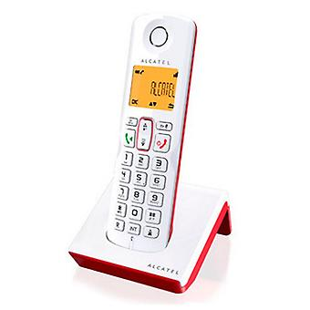 Telefono cordless DECT LED di Alcatel 221694 SMS