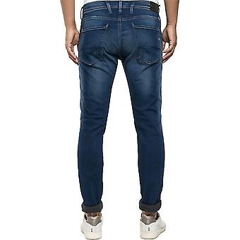 Replay Hyperfree Anbass Slim Fit Jeans  Blue