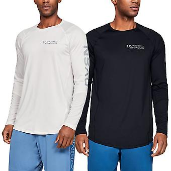 Under Armour Mens 2019 MK1 LS Graphic T-Shirt