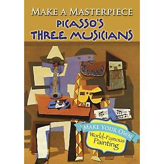 Make a Masterpiece -- Picasso's Three Musicians by Pablo Picasso - 97