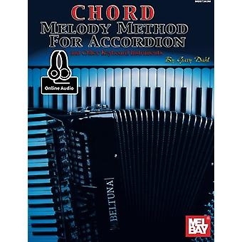 Chord Melody Method for Accordion by Gary Dahl - 9780786689644 Book