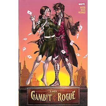 X-Men - Gambit & Rogue by Howard Mackie - Mike Wieringo - Lee Weeks -