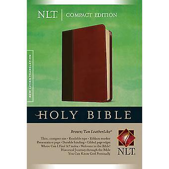 Compact Bible-NLT - 9781414397733 Book