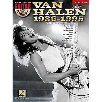 Van Halen 1986-1995 - Guitar Play-Along Volume 164 by Van Halen - 9781