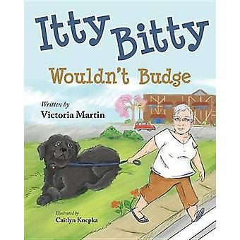 Itty Bitty Wouldn't Budge by Victoria Martin - 9781620868287 Book