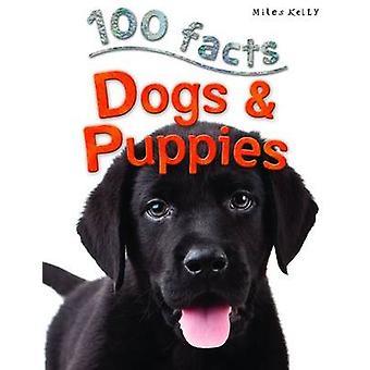 100 Facts Dogs & Puppies by Camilla De la Bedoyere - 9781782093572 Bo