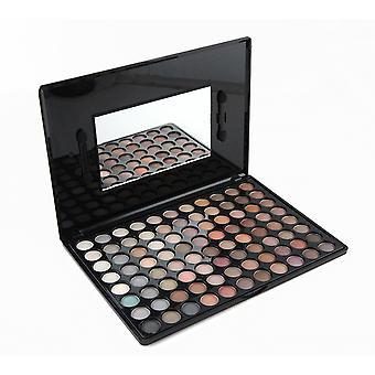 88-2 Warm Professional palette-88 pcs. Eye Shadows