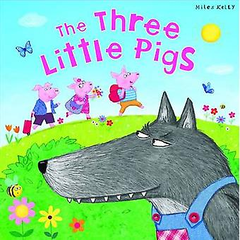 Three Little Pigs by Belinda Gallagher - 9781782096566 Book
