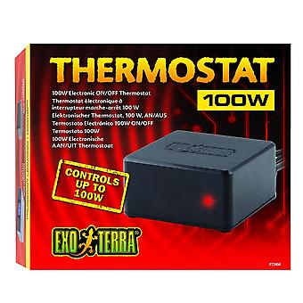 Exo Terra Electronic On/Off Thermostats 100w