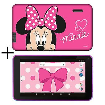 eSTAR 7inch HD Quad Core Kids 7inch Tablet in Minnie Mouse Case (MID7388MM)